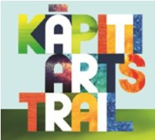 logo of the kapiti arts trail